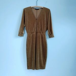 Dynamite | velvet dress
